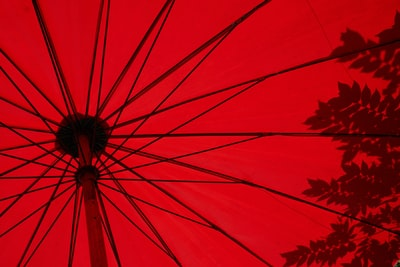 Why are so many cyclists riding red tricycles?